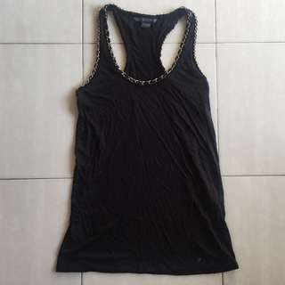Armani Exchange Chain Tank XS