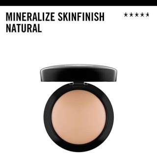 MAC Mineralize Skinfinish