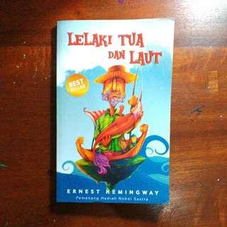 Lelaki Tua Dan Laut (The Old Man And The Sea) - Ernest Hermingway