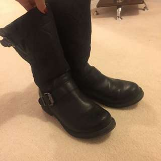 Aldo Winter boots warm