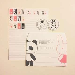 Japanese Letter Set