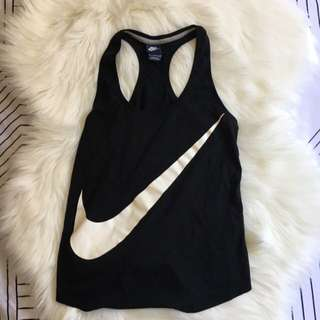 NIKE WORKOUT TOP (SMALL)