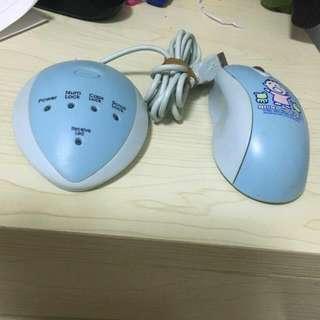 大口仔無線mouse