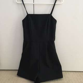 Kookaï Black Playsuit