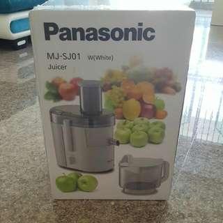 Panasonic MJ-SJ01 Juicer