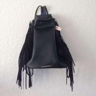 Victoria's Secret Tassels Backpack