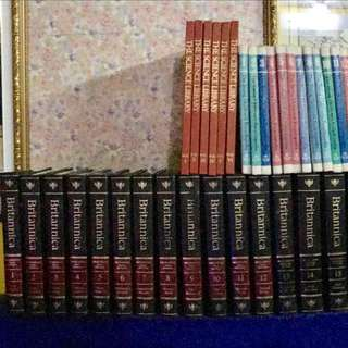 Britannica Encyclopedia With Free Book Sets