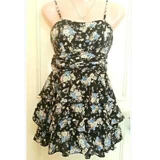 sale 180!!!Floral dress