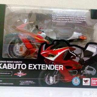 Bandai 2016 Masked Rider Kabuto Extender