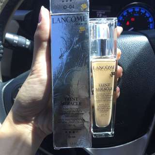 Bnew lancome Liquid Foundation