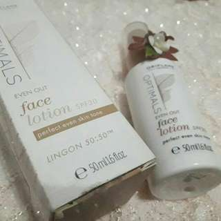 (REPRICED) Optimals Face Lotion SPF30