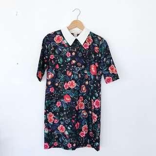 Zara Collar Dress