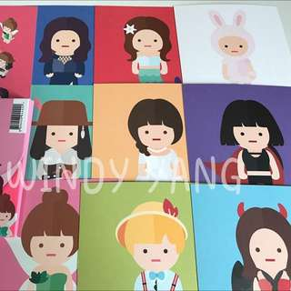 [READY STOCK] Twice Twiceland Official Concert Postcard