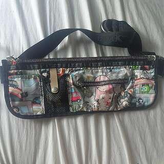 Lesportsac x Tokidoki Waist Bag