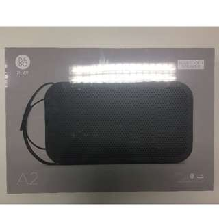 B&O PLAY by Bang & Olufsen Beoplay A2 Portable Bluetooth Speaker (Copper Black)