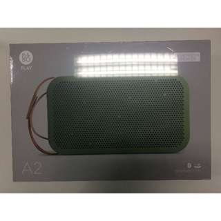 B&O PLAY by Bang & Olufsen Beoplay A2 Portable Bluetooth Speaker (Green)