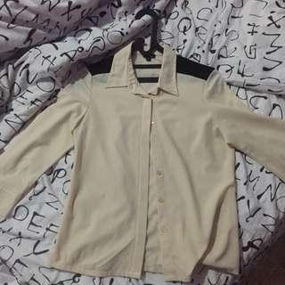Cloth Inc - Kemeja Cream