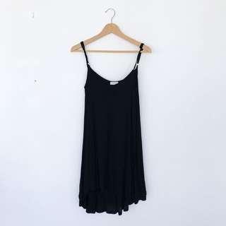 Kookai Asymmetrical Swing Dress