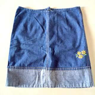 Denim Skirt 27-28