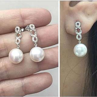 South Sea Pearl W/ DIAMOND