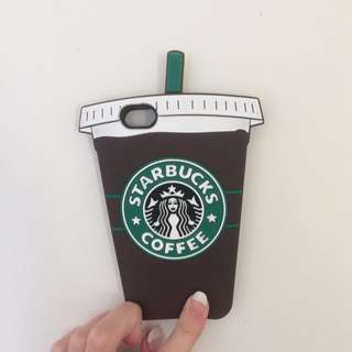 iPhone 5s/SE Starbucks Case