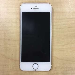 2nd Hand iPhone SE 16GB Rosegold