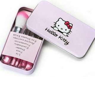 Hello Kitty Brush Set (7 pcs.)