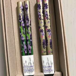 🛍購自日本竹筷子兩對包郵