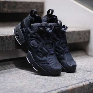 Reebok Pump Fury OG 黑色(保留中