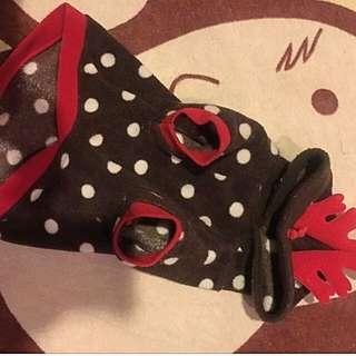 全館便宜出清 免運 寵物衣 小型犬 聖誕搞笑麋鹿裝