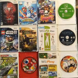 Wii Games Clearance