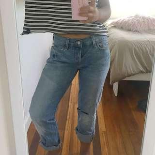 Vintage Levi Boyfriend Jeans