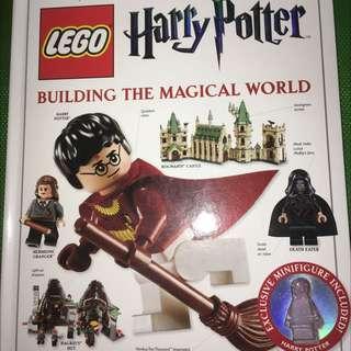 Lego Harry Potter 書 連人仔
