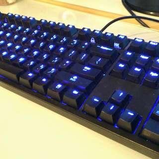 Ducky 機械式鍵盤(青軸