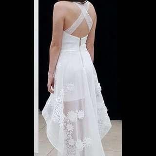 Bronx & Branco Gown