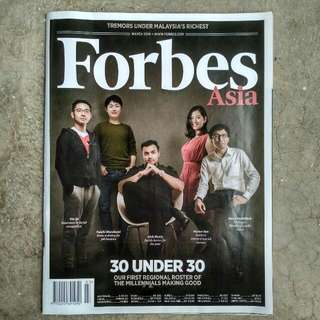 Forbes March 2016 Issue