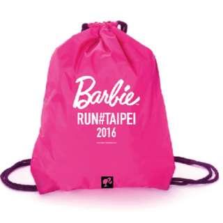 芭比束口帶後背包 / 束口後背包 / 芭比路跑限定 / 運動後背包