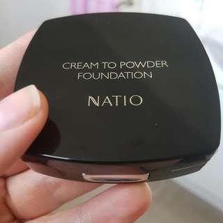 Cream To Powder Foundation