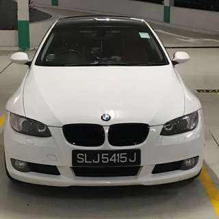 Bmw For Rent - 3 Series 325i Coupe