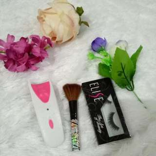 #tisgratis Penjepit Bulu Mata, Brush, Eye Lashes