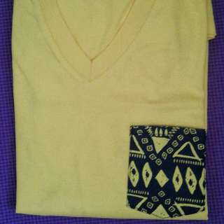 Pocket Tee FromnThrift Apparel