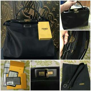 Fendi Ori Peekaboo Best Seller Th 2016