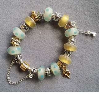 Pandora Inspired Charm Bracelet 05