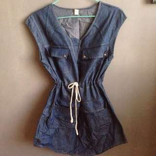 Short Dress Freesize