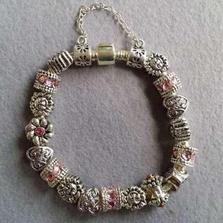 Pandora Inspired Charm Bracelet 13