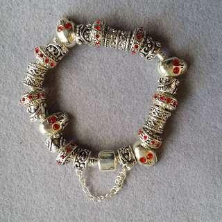 Pandora Inspired Charm Bracelet 15
