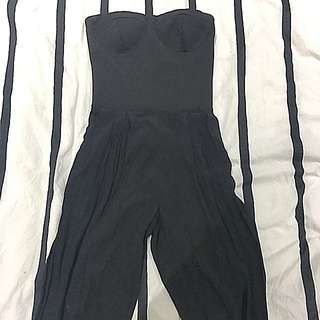 Bardot Black Jumpsuit