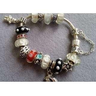 Pandora Inspired Charm Bracelet 19