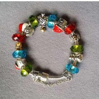 Pandora Inspired Charm Bracelet 20