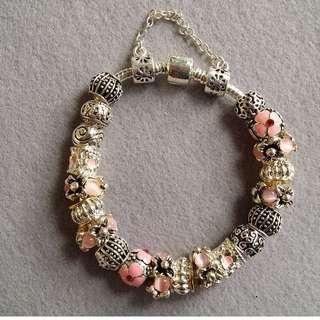 Pandora Inspired Charm Bracelet 21